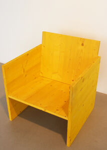 X-Chair (yellow)