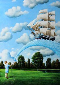 The Love Tales (Sailing Ship)