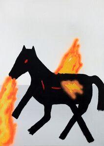Flamethrower Pegasus