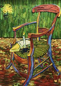 Monument- Gogh's Chair #5