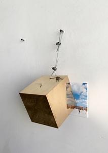 Landscape with cube (Leuca)