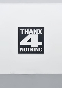 THANX FOR NOTHING