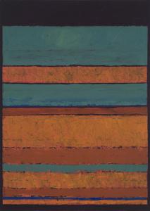 Entry Three:  Orange, Yellow-Green & Violet
