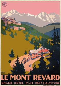 Le Mont Revard - Grand Hotel - France