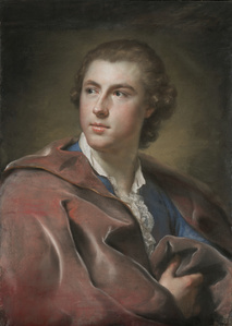 Portrait of William Burton Conyngham