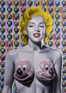 Pop Marilyn Mickeys