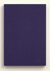 Blue Violet Studio Painting