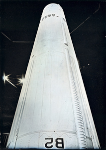 Phallus #2 (Martin Marietta SM-68A/HGM-25A Titan I), Maquette