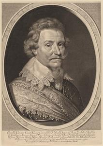 Ernest Casimir, Count of Nassau-Dietz