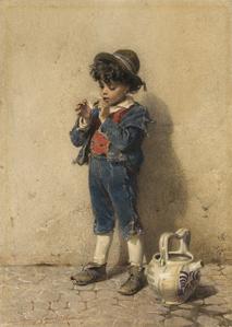 The Youthful Smoker