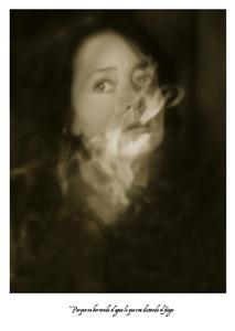 El Fuego, from Oyeme Con Los Ojos (Hear me with Your Eyes), Photogravures