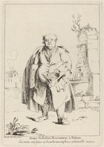 Gaspar Gribolari Brocanteur à Padoüe (Gaspar Gribolari, Paduan Dealer)
