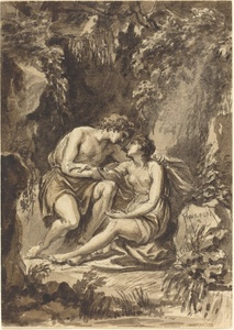 Angelica and Medoro