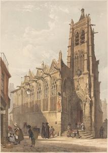 St. Séverin, Paris