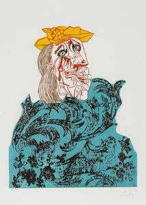 Portrait 1 from Baj Chez Picasso