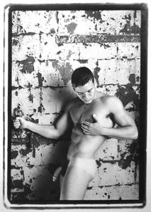 Untitled (Ivan, Hand on Nipple)