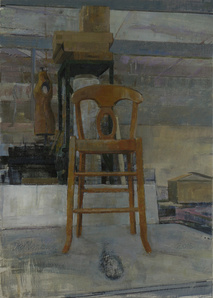 Studio Interior with Chair