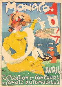 Monaco - Avril Exposition - Speedboats
