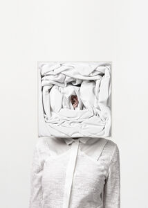 """Untitled (# 3 from the series """"In-visibilis"""")"""
