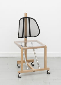 'Lumbar Support' Chair