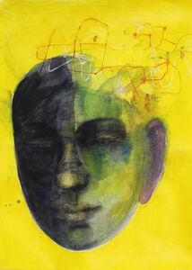 Face of Silence II