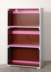 Untitled (Dieses Bücherregal diente als Versteck zum Eingang des geheimen Nebengebäudes...)