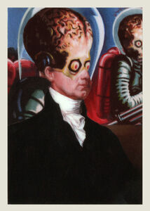 Early American Aliens (James Monroe)