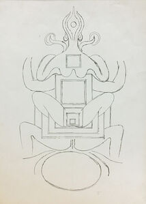 Untitled (Tantric Drawing 1)
