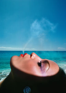 Jerry Hall, Saint Martin, French West Indies