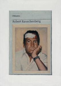 Obituary: Robert Rauschenberg