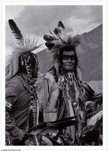 The Masked Men, Taos Pueblo, NM