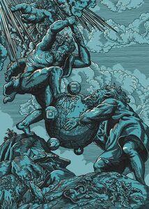 The Thirteenth Labour - Blue