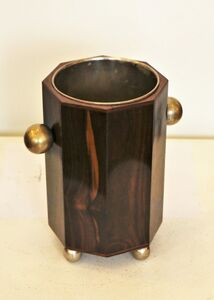 Art Deco cooler, French work