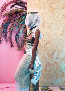 Untitled II, from the series The African Queens