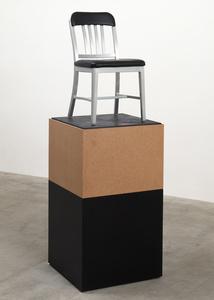 Untitled (Edward Earl Johnson sat in...)