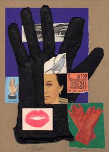 Ceci est le gant et le gant