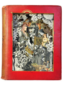 The Girls Own Annual, 1891