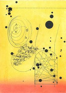 Geometric Scribe #12