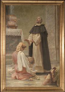 The Altarpiece of Saint Dominic (Study)