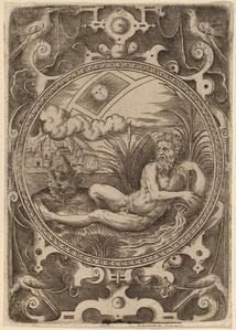 Cebren (The River God)