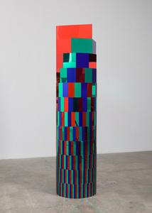 Column, RGB Mirror, Triangular Progression