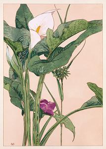 Floral Pochoir 3