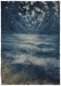 Sea and Stars at Night
