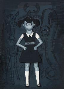 Untitled [Girl]