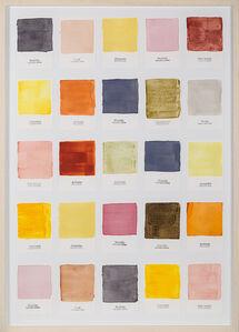 Carta de Color II