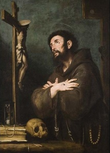 St. Francis in Ecstasy