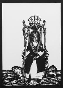 Self as King Daudi Cwa II