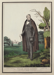 William Henry Harrison, 9th President of the United States