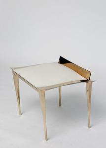 Bronze stools by Anashasia Millot