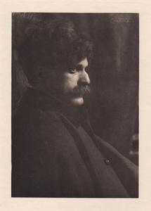 """""""Portrait of Alfred Steiglitz"""""""